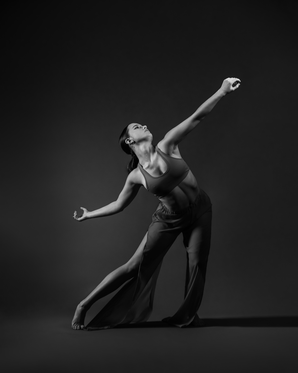 Dance photography for a professional production or a dance school